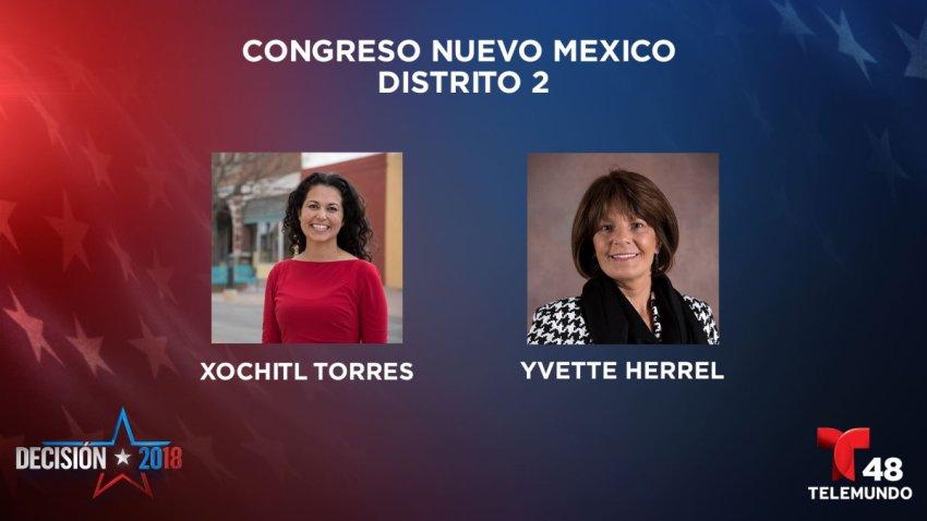 Congreso Nuevo Mexico Distrito 2