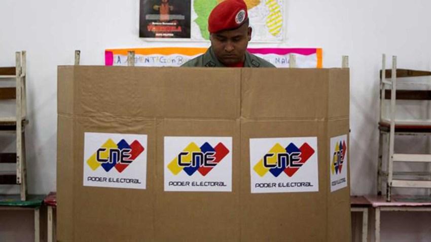EFE elecciones venezuela