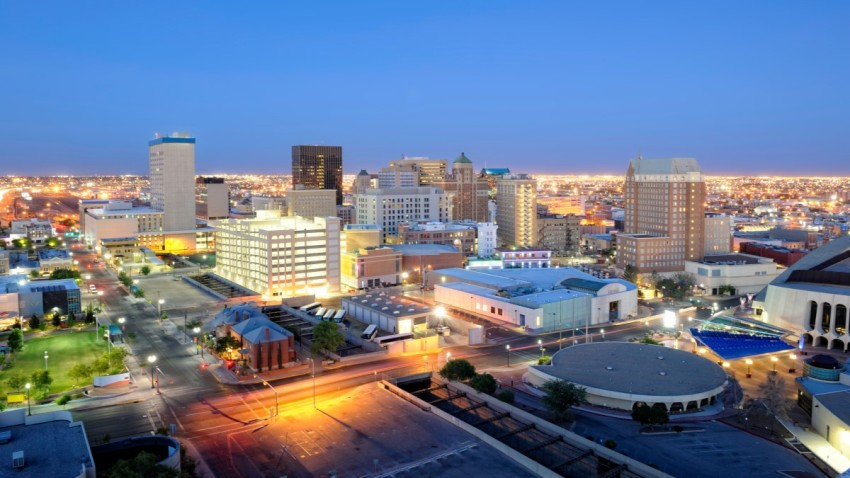 El Paso Shutterstock1