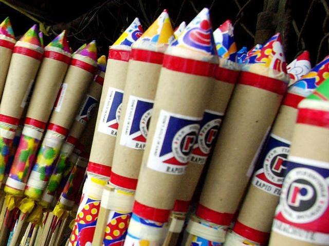 Firecrackers firecracker
