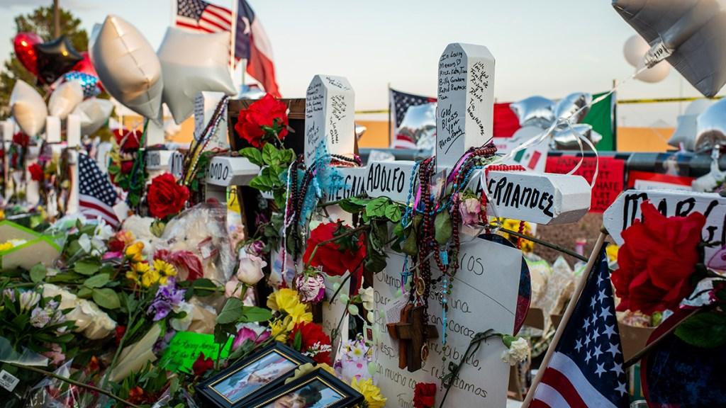 El Paso Mass Shooting Vigil