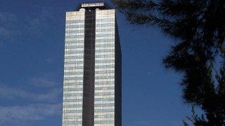 Torre corporativa de Pemex