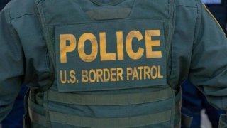 Oficial de la Patrulla Fronteriza