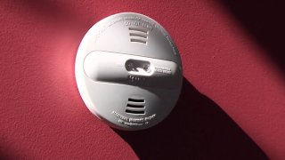 smoke detector 1104