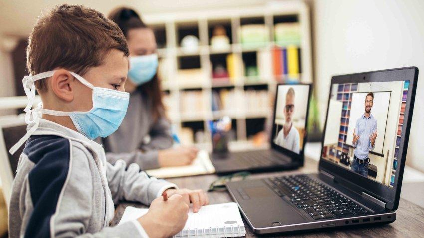 coronavirus en las escuelas