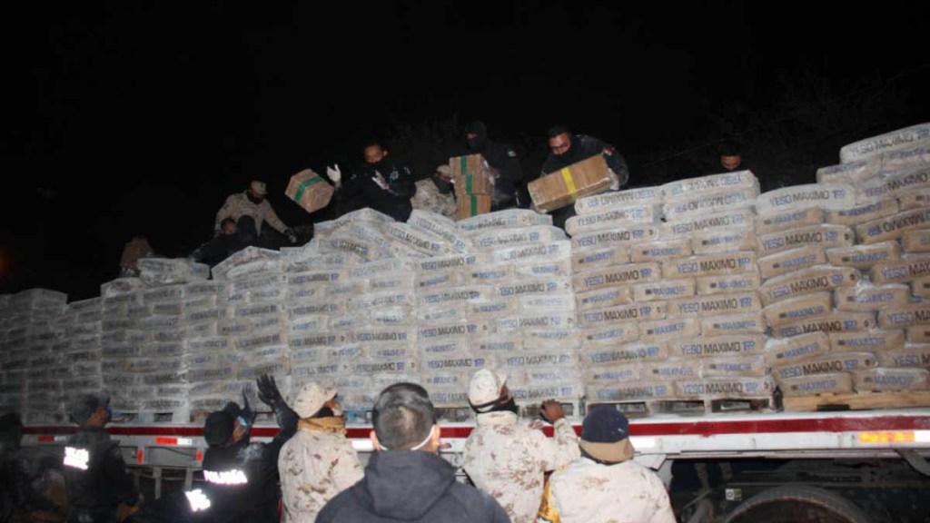 inacutacion de drogas en Juarez