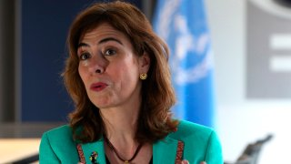 Representante de ONU Mujeres en México