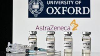 Vacuna Oxford AstraZeneca
