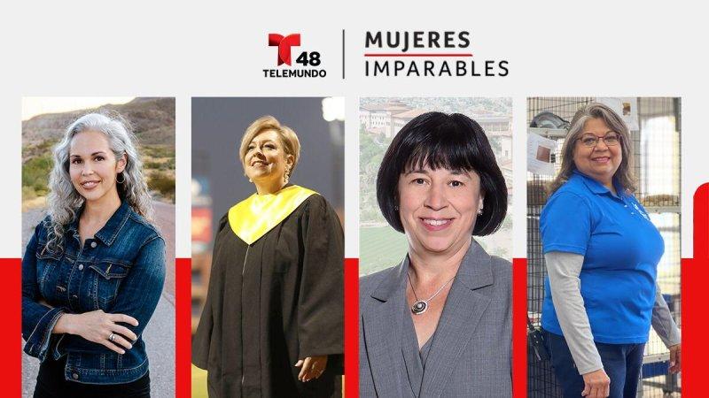 Galería: Cuatro Mujeres Imparables que han dejado huella en la comunidad de El Paso